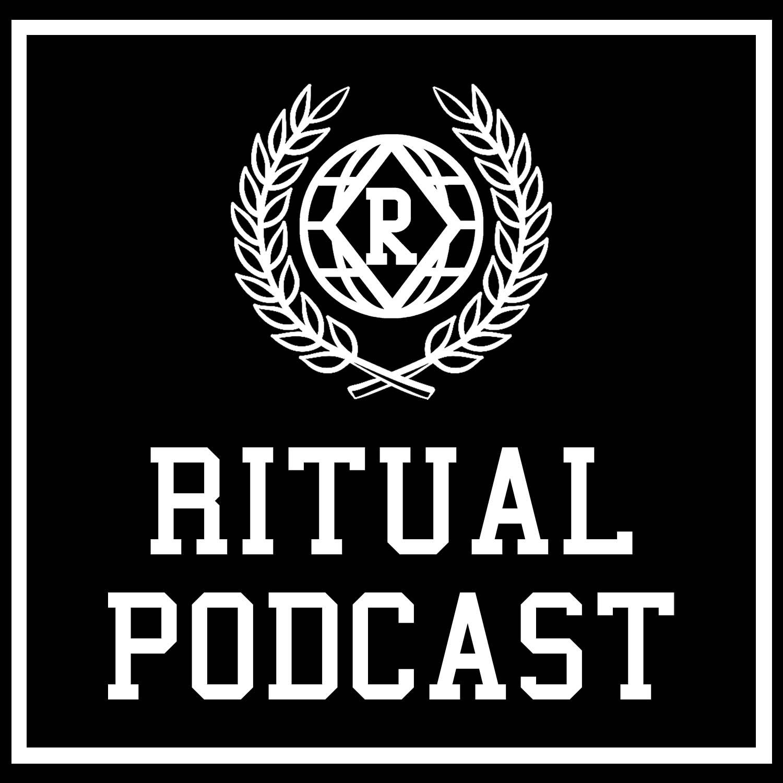 Ritual Podcast show art