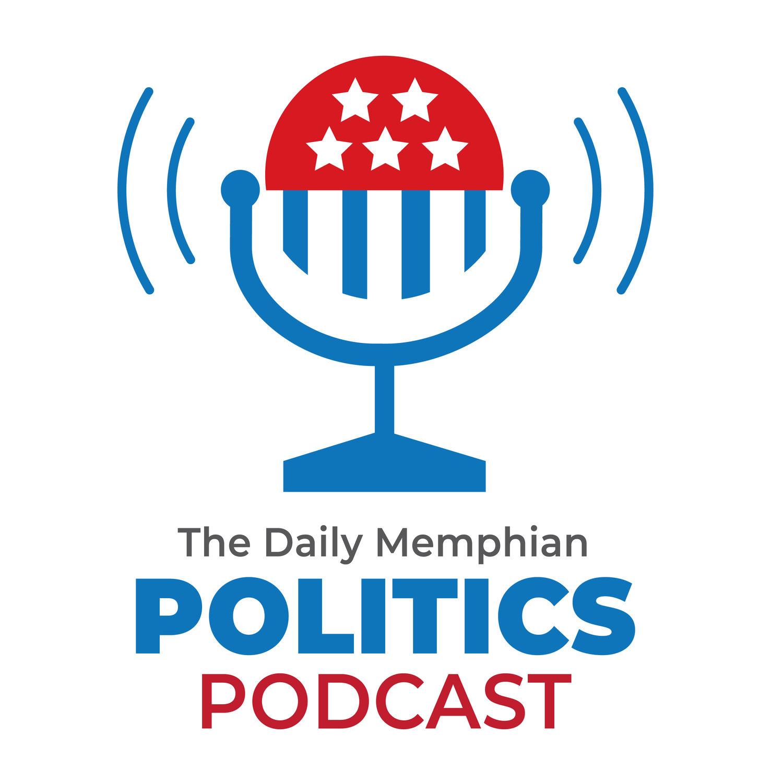 The Daily Memphian Politics Podcast show art