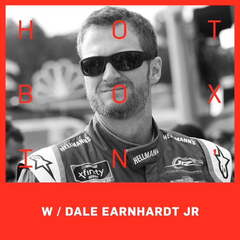 NASCAR Driver Dale Earnhardt Jr.