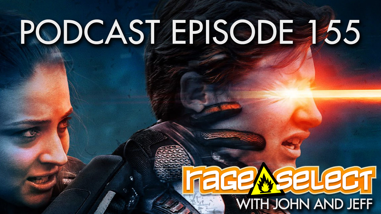 Rage Select Podcast Episode 155 - John and Jeff Answer Your Questions!
