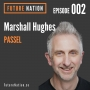 Artwork for How the sharing economy is changing retail, with Marshall Hughes - Episode 002