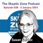 Artwork for The Skeptic Zone #638 - 3.January.2021