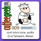 CG Podcast 009 - Tampers and News