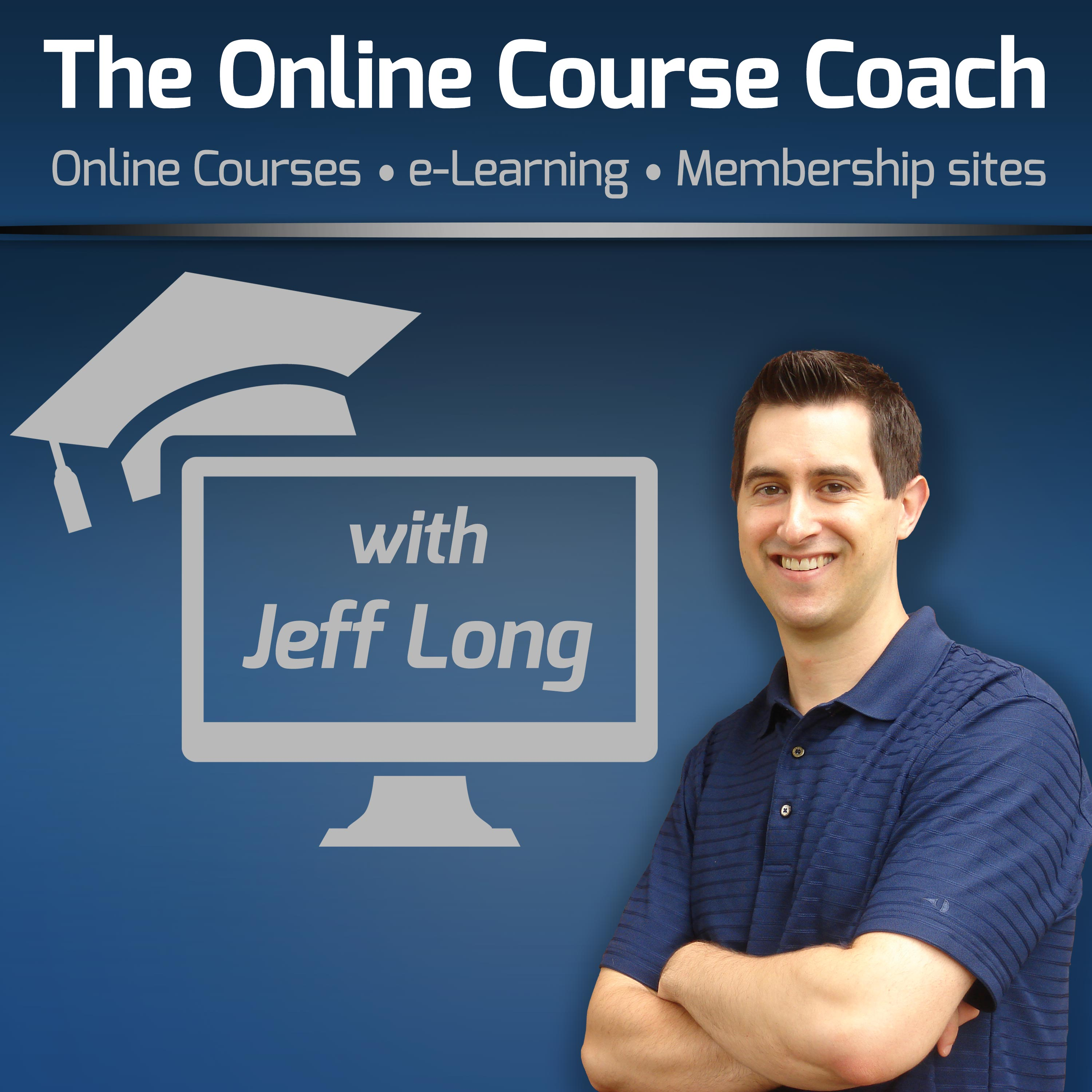 The Online Course Coach Podcast show art