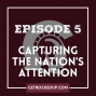 Artwork for Capturing the Nation's Attention