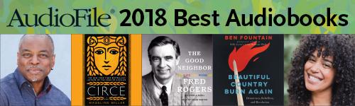 AudioFile Best Audiobooks 2018