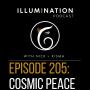 Artwork for EP: 205 Cosmic Peace