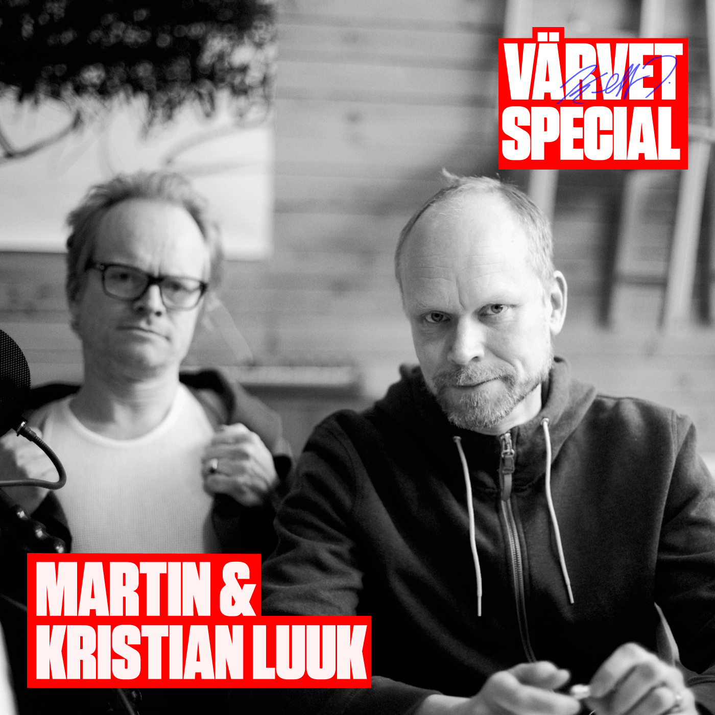SPECIAL: Kristian & Martin Luuk