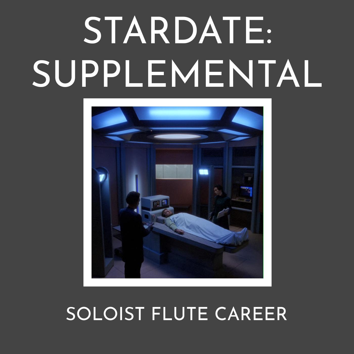 Artwork for Soloist Flute Career
