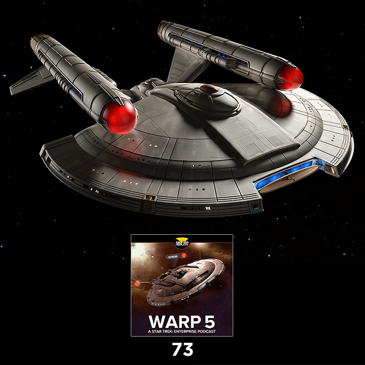 Warp Five 73: The Fleet That Was Few and Far Between