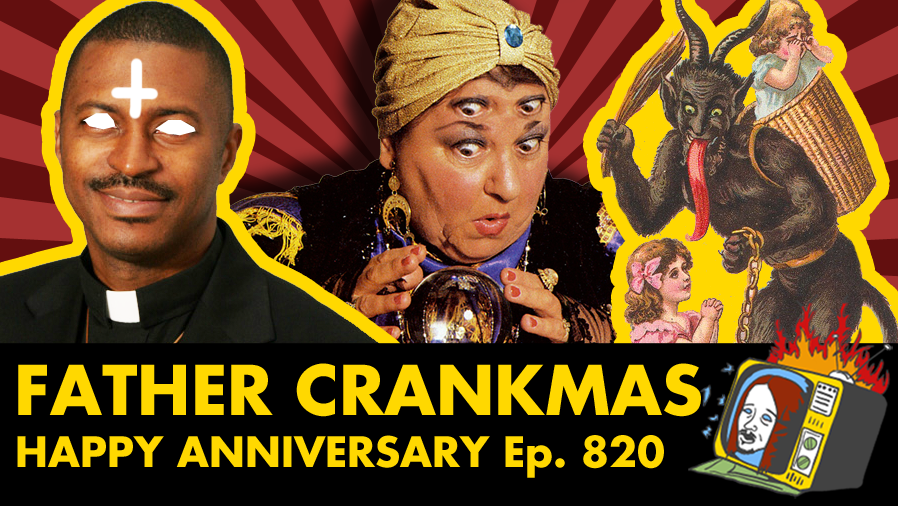 HAPPY ANNIVERSARY! w/ Matt Herrington - Ep. 820 (CHRISTMAS, PRANK CALLS, HOLIDAYS, PSYCHIC)
