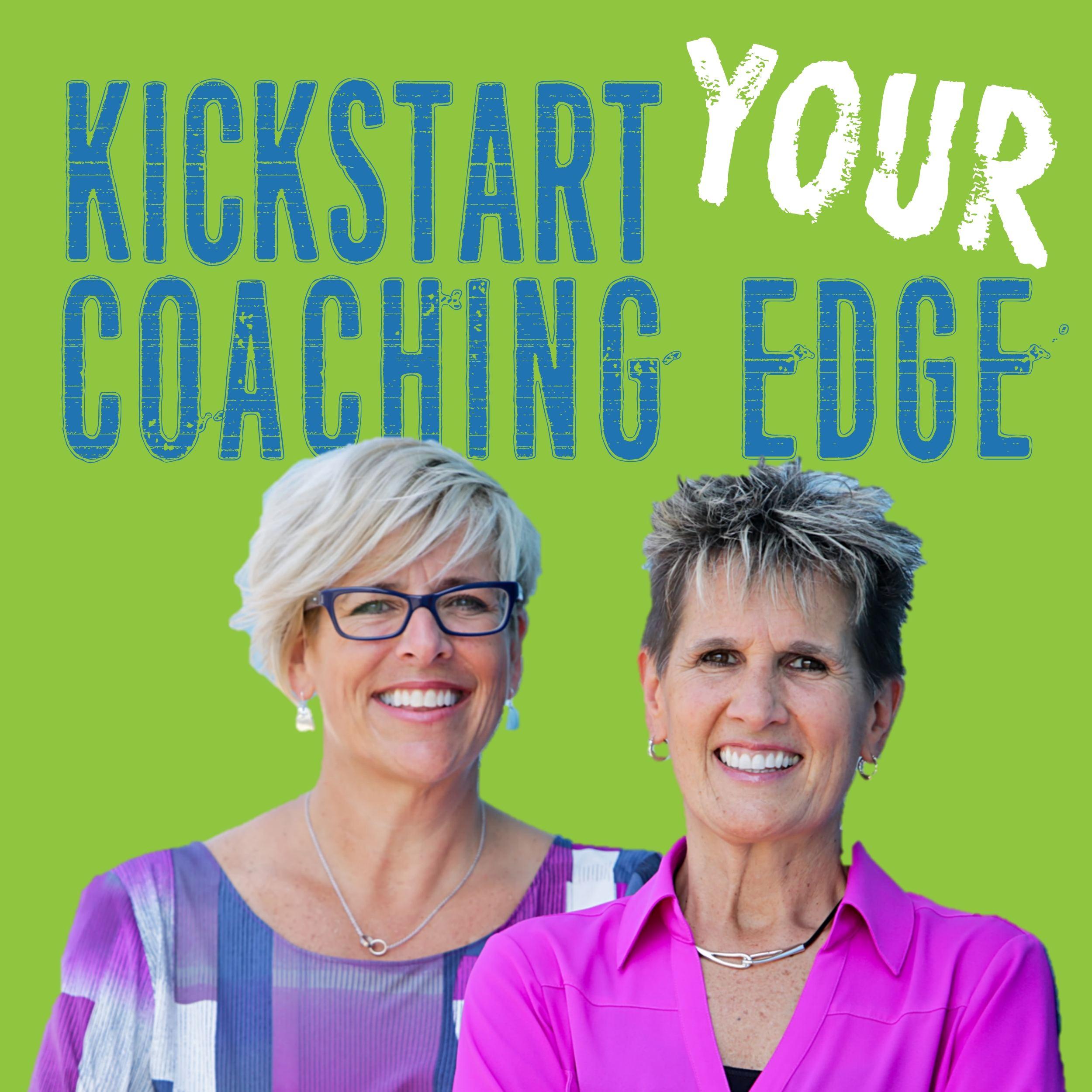 KickStart Your Coaching Edge show art