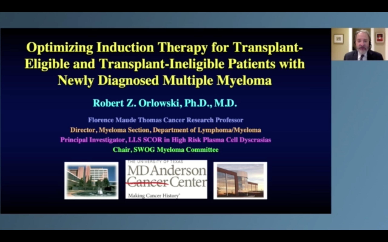 Artwork for Multiple Myeloma | Robert Z Orlowski, MD, PhD
