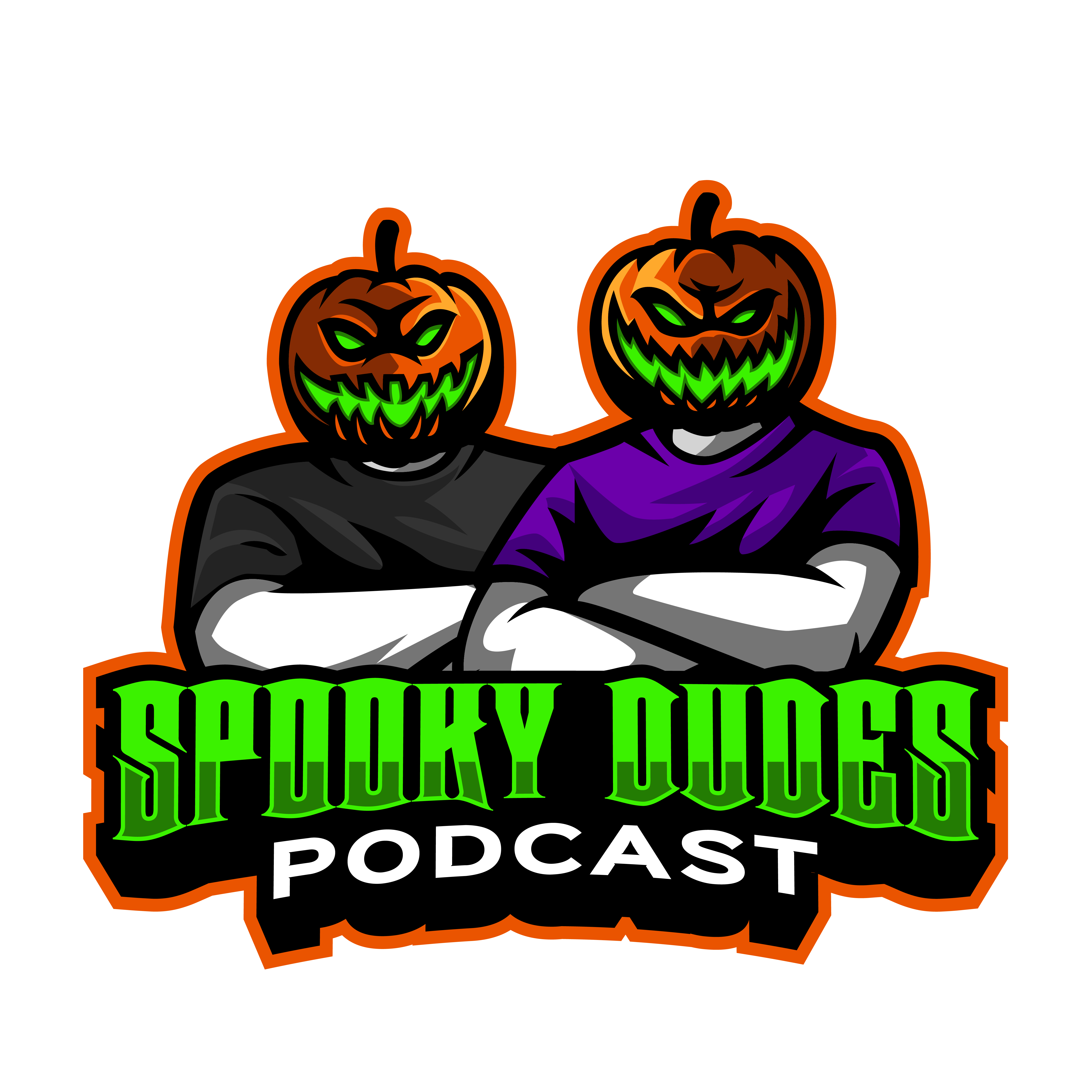 Artwork for Spooky Dudes Podcast 12 - Slice - 2018