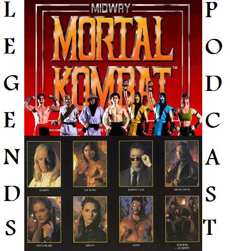 #20; Mortal Kombat (Video Game Arc)