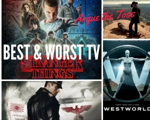 Season 2 - Episode 22 - TV Showdown - Westworld, Stranger Things, The Man In The High Castle