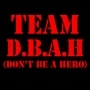 Artwork for The Official Team D.B.A.H. Podcast #9