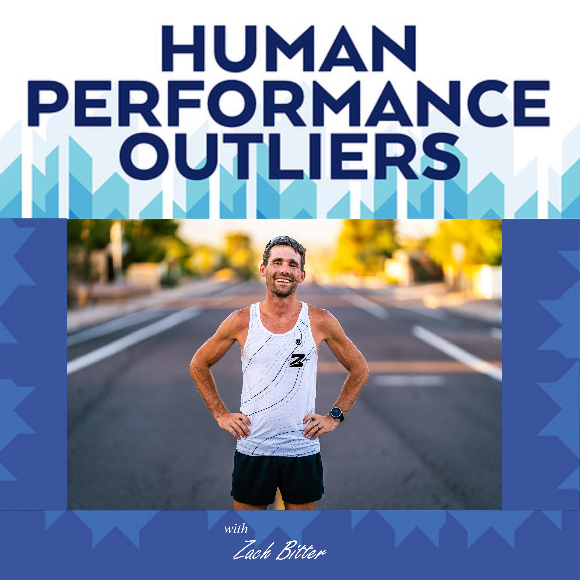 Human Performance Outliers Podcast show art