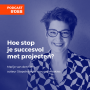 Artwork for #088 Marije van den Berg, auteur - Hoe stop je succesvol met projecten?