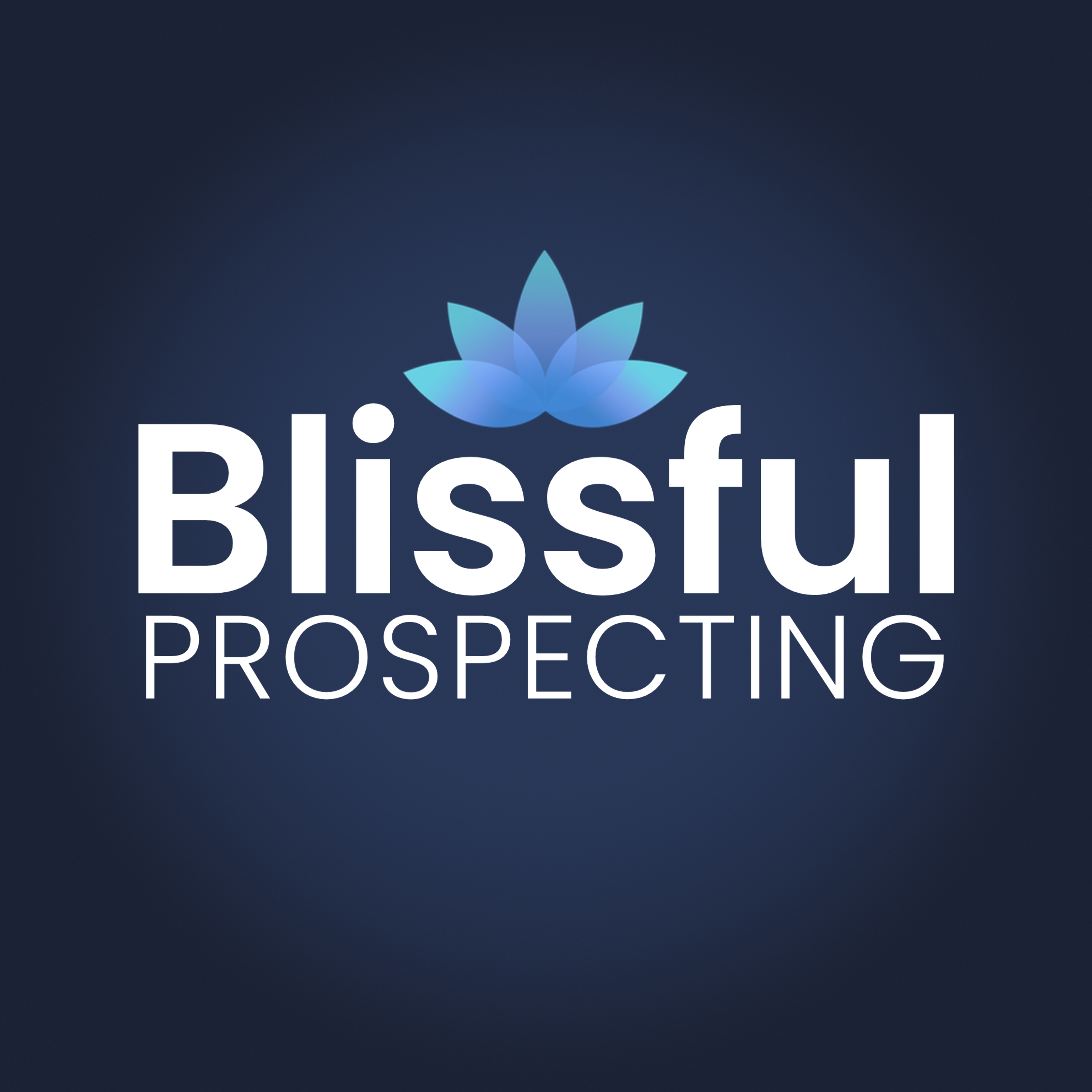Blissful Prospecting | B2B Outbound Sales with JBay show art