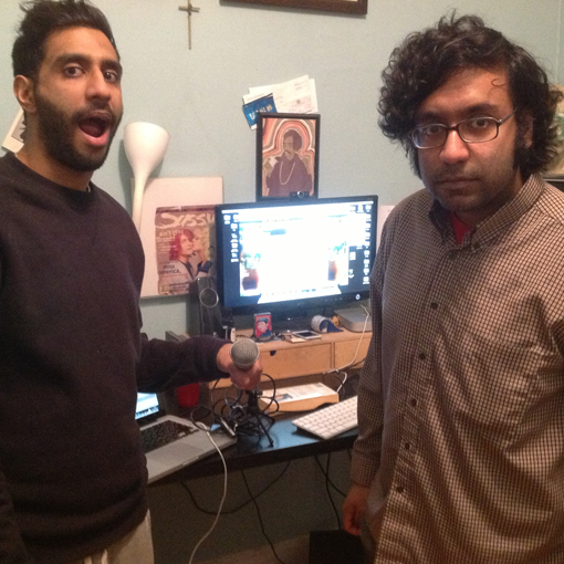 Untitled Kondabolu Brothers Podcast 3