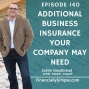 Artwork for Additional Business Insurance Your Company May Need