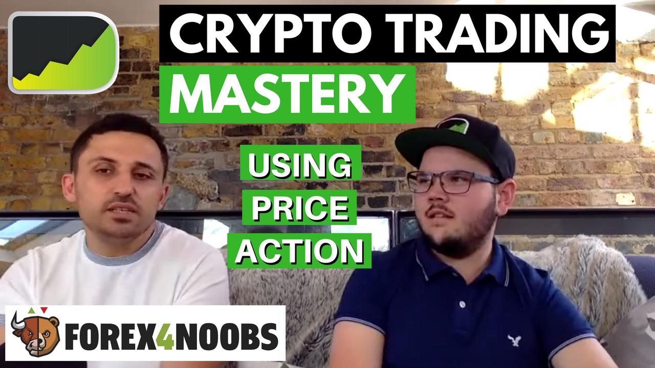 crypto trading Nick Bencino banner