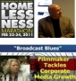 Artwork for Sue Wilson's Broadcast Blues, The Homelessness Marathon on KKFI, and Nuclear Weapons Plant CAP