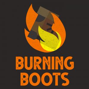 Burning Boots