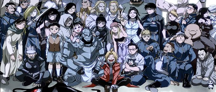 3blackgeeks podcast: Summer of Anime '14 - Fullmetal Alchemist