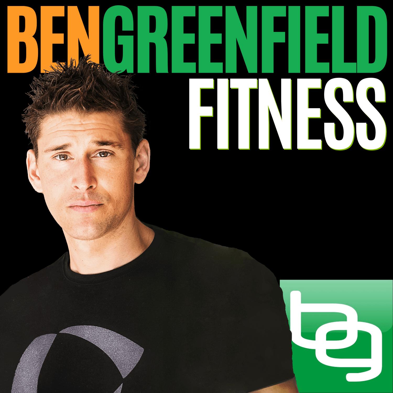 Ben Greenfield Fitness show art