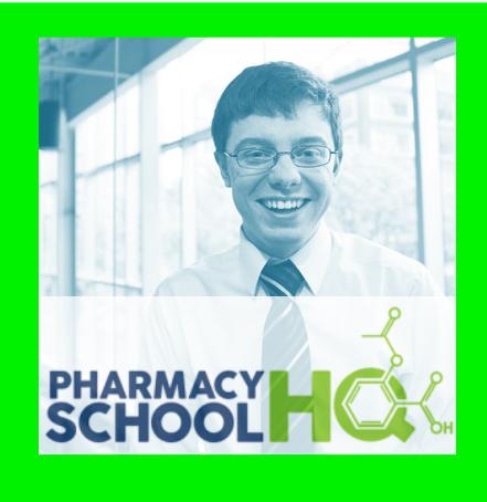 Pharmacy School HQ by Alex Barker, PharmD Pharmacy Podcast Episode 262