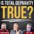 Debate Review on Total Depravity show art