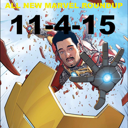 11-4-15 All New Marvel Roundup