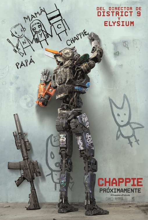 Chappie / Movie Robots