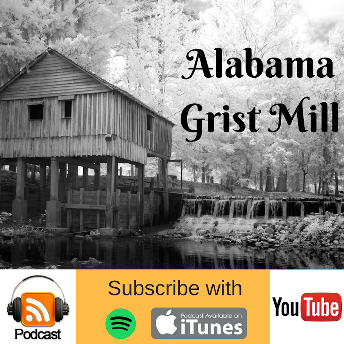 Artwork for 7: Where did the first radio broadcast in Alabama take place?