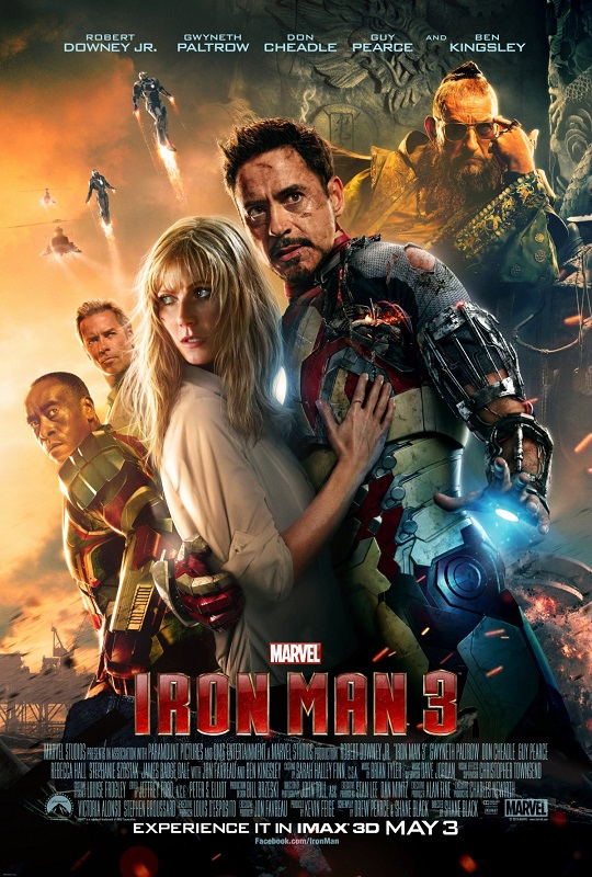 Episode 17: Iron Man 3 Review