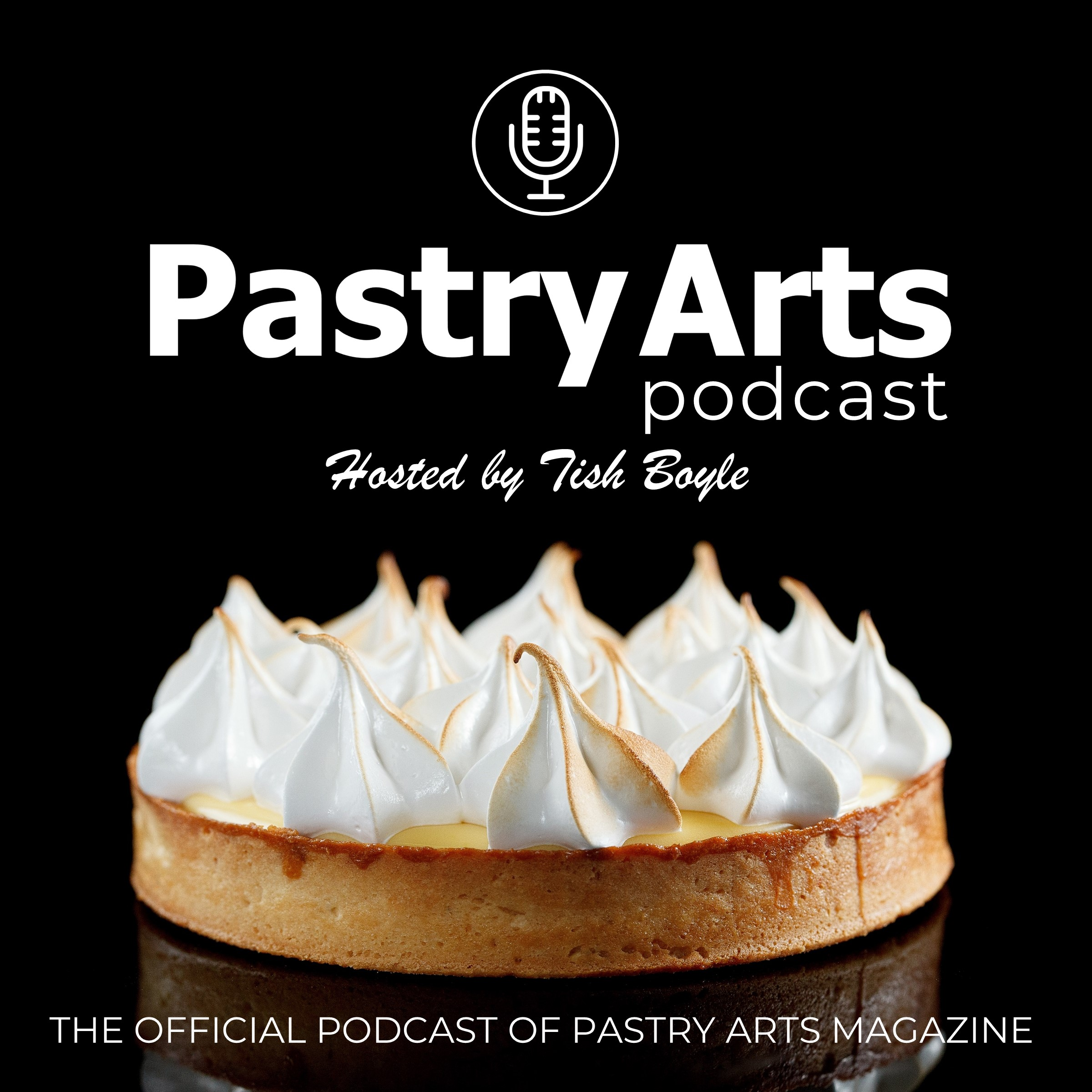 Pastry Arts Podcast show art