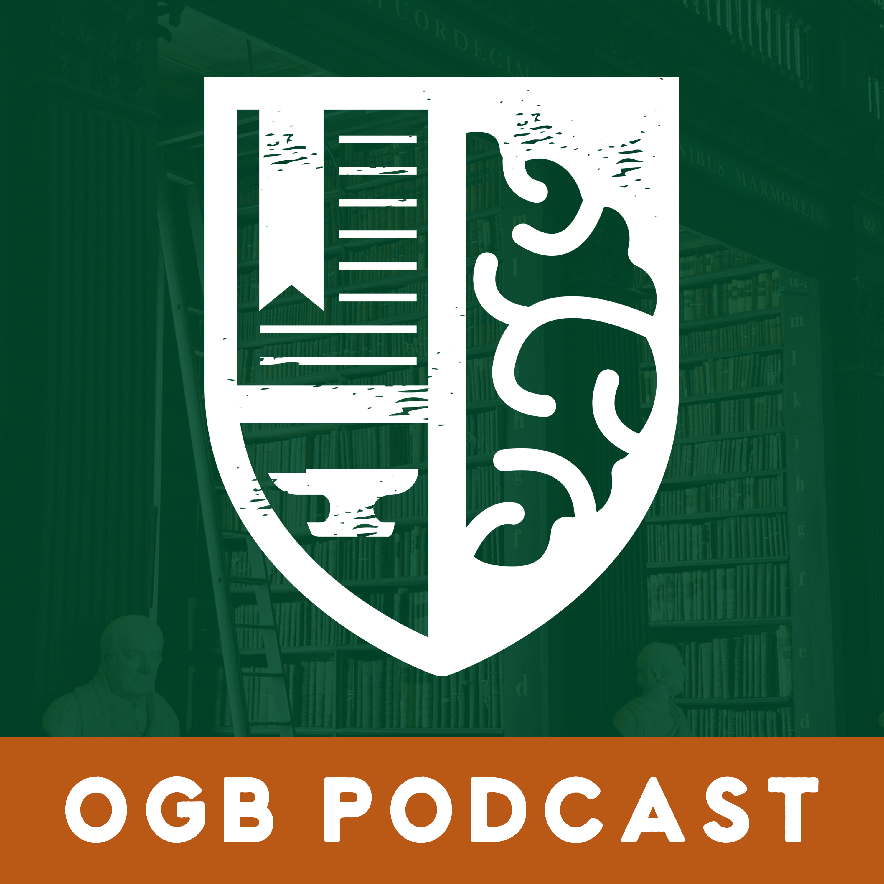 Online Great Books Podcast show art