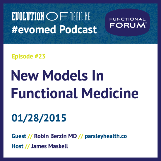 New Models in Functional Medicine