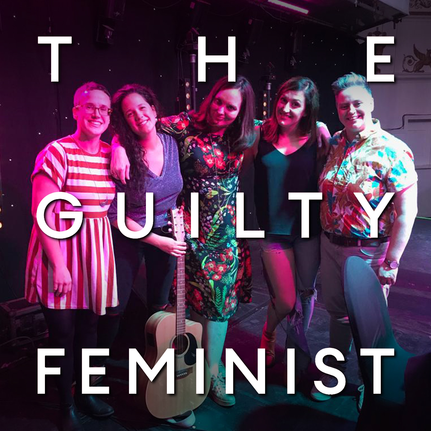 Artwork for 186. Maturity with Geraldine Hickey, Celia Pacquola and Big Feminist Sing