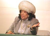Rest in Peace, dear Camilla Williams