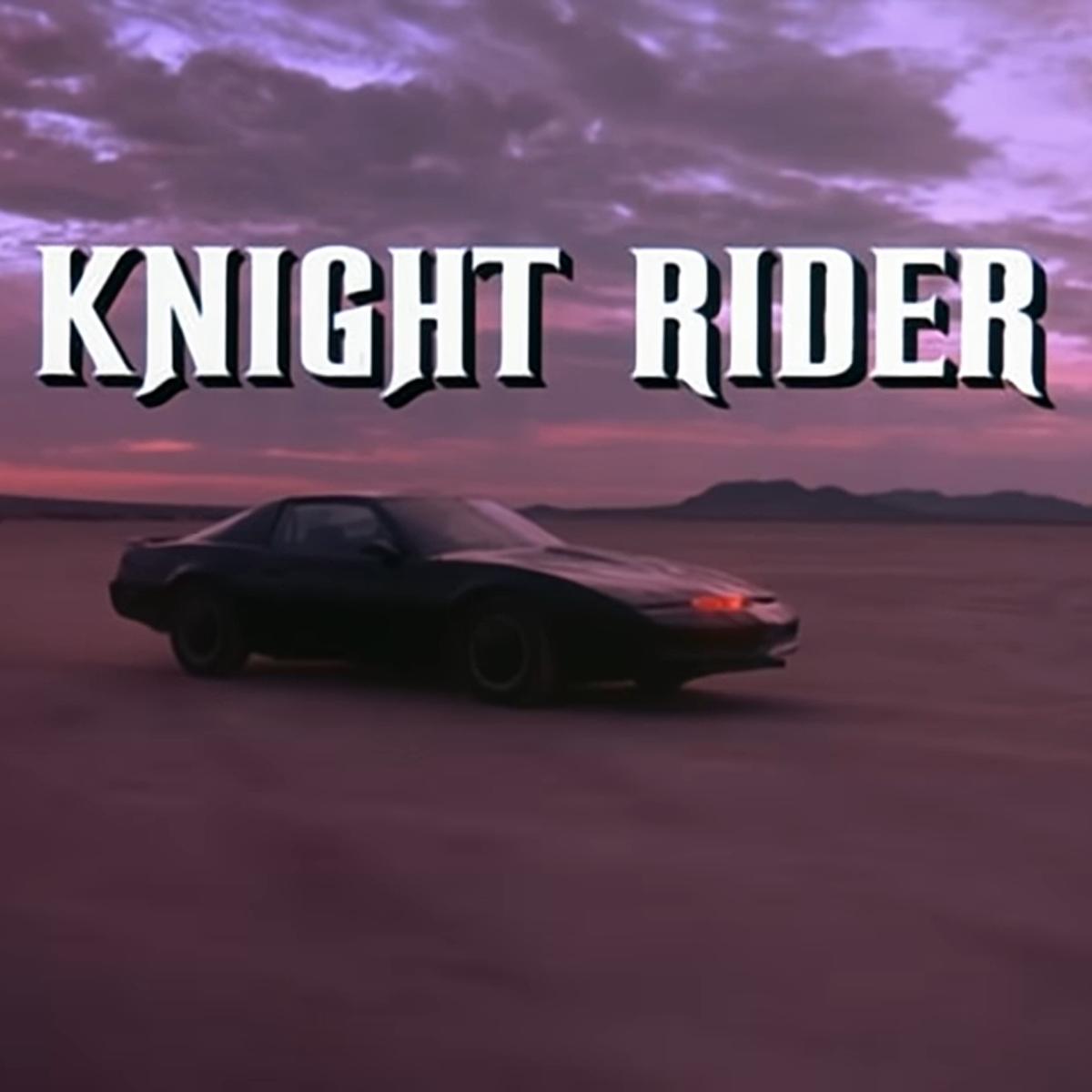 ISTYA 286 Knight Rider