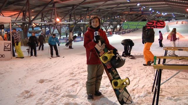 Artwork for Team Salomon Snowboard NL -  ISNB:101