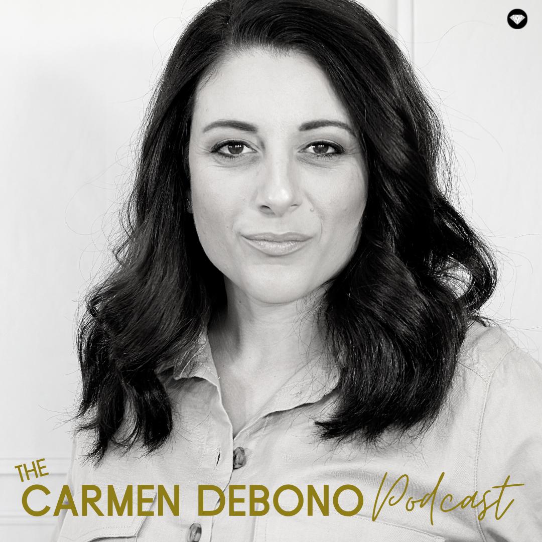 The Carmen Debono Podcast show art