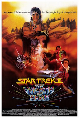 BMU #7 The Wrath of Khan '82