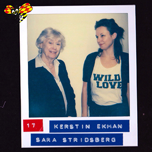 #17: Kerstin Ekman & Sara Stridsberg