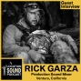 Artwork for 036 Rick Garza - Production Sound Mixer based out of Ventura, California and works on Discovery Channel's Naked and Afraid