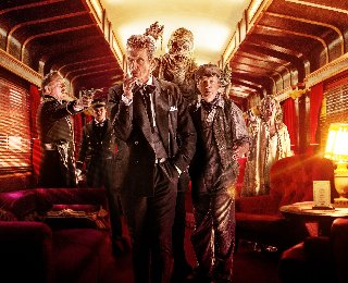 Tim's Take On: Episode 248(Doctor Who: Mummy on The Orient Express review)