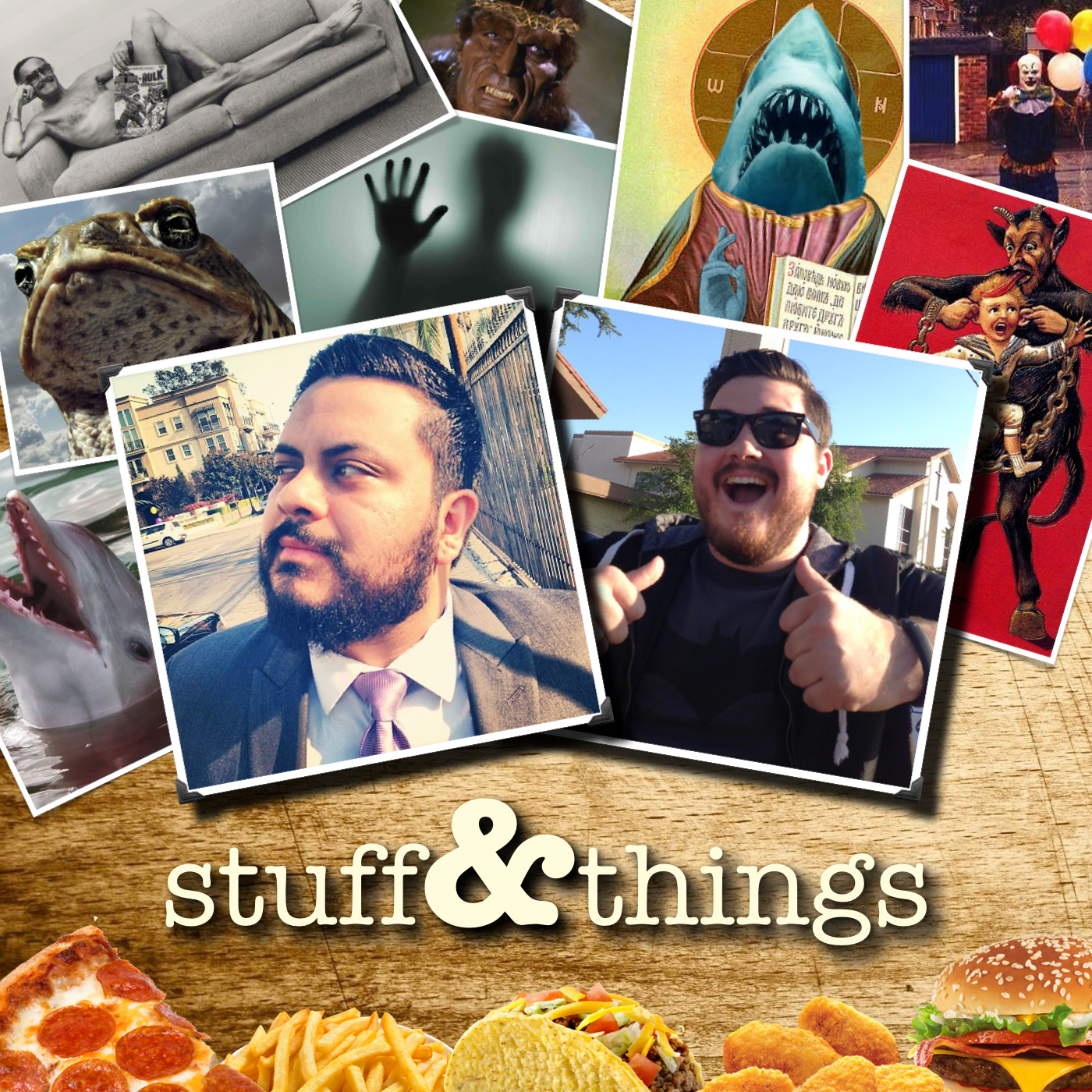 Stuff and Things logo
